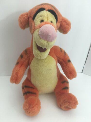 "Tigger Exclusive Winnie The Pooh Medium Disney Store Plush Stuffed Vintage 13"""