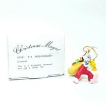 Christmas Magic Ornament - Roger Rabbit - $15.44