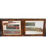 2 Winchester 21 Gun Pictures Permaseal - $24.99
