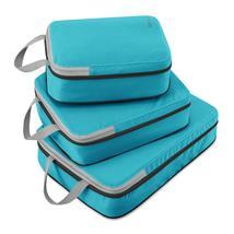 Gonex Travel Storage Bag Suitcase Luggage Organizer Clothing Compression... - $27.82