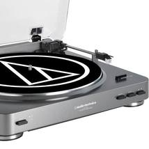 Audio Technica Automatic Stereo Belt Drive Turntable Record Player LP60 USB image 2