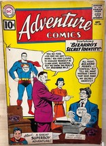 ADVENTURE COMICS #288 (1961) DC Comics VG+/FINE- Bizarro cover - $44.54