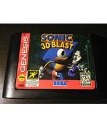 Sonic 3D Blast Sega Genesis Game - $11.95