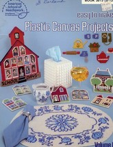 Easy To Make Plastic Canvas Projects Coasters Vol I PATTERN/INSTRUCTIONS - $1.77
