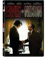 Elvis & Nixon [NEW DVD, 2016, Widescreen] Michael Shannon, Kevin Spacey - Sealed - $12.10