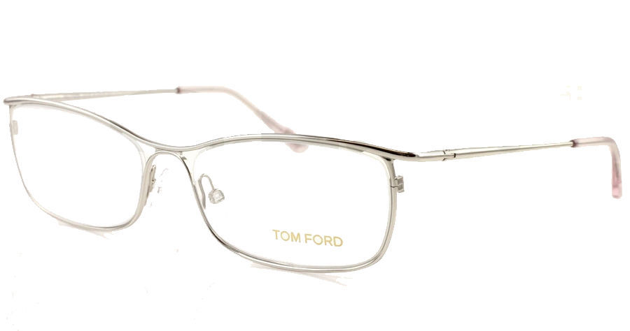 f4b2dbd7d2 Tom Ford Eyeglasses 5215 Silver 016 Women s and 50 similar items