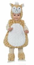 Underwraps Bauch Babys Lama Plüsch Kleinkinder Halloween Kostüm 27564 - £23.94 GBP