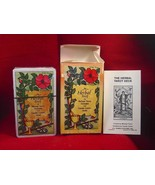 THE HERBAL TAROT DECK by Michael Tierra published in1988  SEALED DECK - $98.49