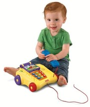 Fisher-Price Laugh & Learn Counting Friends Phone - $29.99