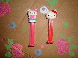 Set of 2 Hello Kitty Pez Dispensers - $12.99