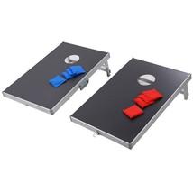 Foldable Bean Bag Toss Cornhole Game Set - $113.32