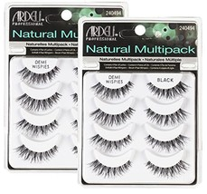Ardell Multipack Demi Wispies Fake Eyelashes 2 Pack - $20.17