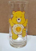 Funshine Bear Care Bears Glass 1983 Pizza Hut Vintage 37 years old. Look... - $14.95