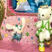 Hello Kitty Puroland Photo Frame Figure Diorama 2004 Sanrio Free Shipping Used - $279.29