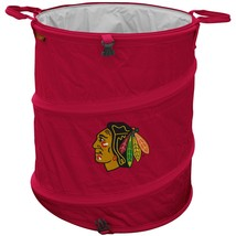 Collapsible Coolers, Logo Chicago Blackhawks Red 3-in-1 Outdoor Cooler Bag - ₨2,982.29 INR