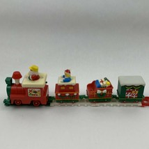 Vintage 1987 Tony Electronic Musical Christmas Train Decor Only - Does N... - $19.99