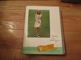 Sears Roebuck 1974 Spring Summer Catalog  - $22.99