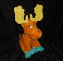 KOHL'S Cares pour Enfants Dr Seuss Mr Marron Peut Moo Vache Peluche Animal Jouet - $16.72