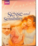 DVD Jane Austen's Sense and Sensibility: Irene Richard Tracey Childs Ann... - $8.09