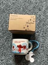Limited Edition Mini Mug California Disney - $67.17