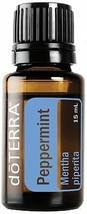 doTERRA Peppermint Essential Oil - 15 mL 15 ml - 1 Pack - $37.99