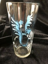 "Vintage 1973 Pepsi Glass Looney Tunes Warner Bros ""Road Runner"" Collector Series - $8.00"