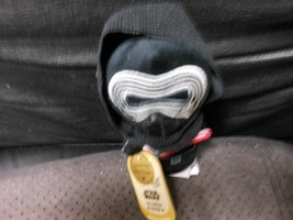 "Hallmark Itty Bittys ""Kylo Ren - Star Wars"" 2015 Ltd Ed NEW Plush w/Tag,... - $8.86"