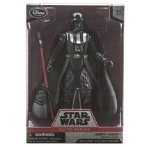 Disney Store Star Wars Exclusive Darth Vader Elite Series Die Cast - $46.95