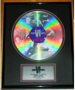 Star Trek VI Movie Limited Ed Num Laser Etched Disc Frames and Matted NE... - $106.42