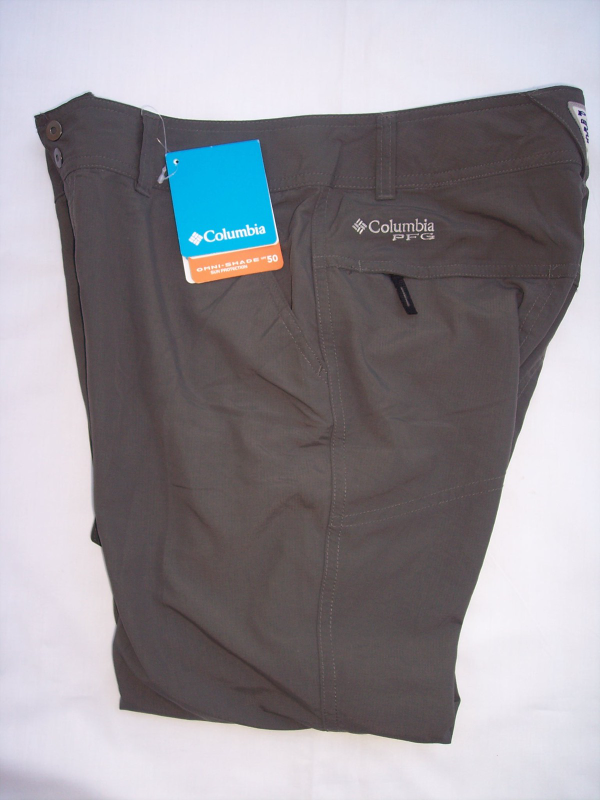 Women's Columbia Palm Peak Nylon Capri Size 2