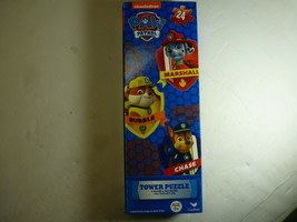 Paw Patrol 24 Piece Tower Puzzle - One Design  - $7.91