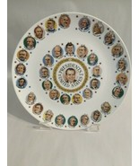 """Vintage Presidents Of The United States Collector 10 1/4"""" Plate Nixon - $19.31"""