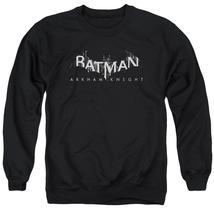 Batman Arkham Knight - Ak Splinter Logo Adult Crewneck Sweatshirt Offici... - $29.99+