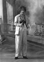 """Early 1900s - 5""""X7"""" photo print- Risque - Woman... - $6.92"""