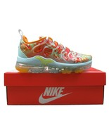Nike Air VaporMax Plus QS Teal Glow Orange Dip Dye CD7009-300 Womens Mul... - $139.95