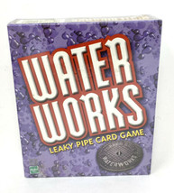 Water Works Leaky Pipe Card Game - All Pieces - New Factory Sealed  - $11.29