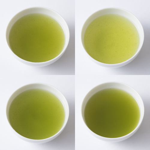 [SAVE15%] 4 Cultivars set - Midori no Ocha green tea series 80g/2.82oz * 4 packs