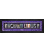 Personalized Kansas State University Campus Letter Art Framed Print - $39.95