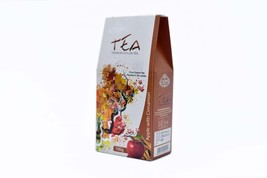 Lions Tea Apple with Cinnamon, Pure Ceylon Black Tea Loose Leaf, 100 g - $8.50