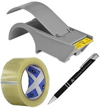 Value Bundle Sparco Handheld Small Package Carton Box Sealing Tape Dispe... - $12.86