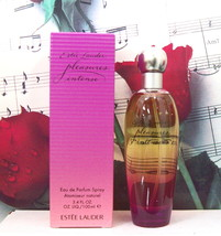 Estee Lauder Pleasures Intense EDP Spray 3.4 FL. OZ. NWB - $74.99