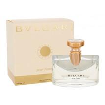 Bvlgari pour Femme Eau de Parfum 3.4oz/100ml EDP Bulgari Perfume for Wom... - $246.15