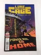 Luke Cage #3 September 2017, Marvel Comic - $6.23