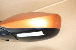 2012-14 Hyundai Veloster Door Wing Side View Mirror Driver Left LH image 10