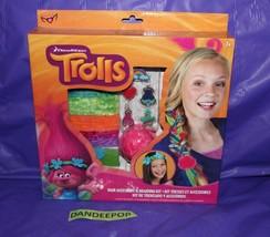 Dreamworks Trolls Hair Accessory And Braiding Kit - $19.79