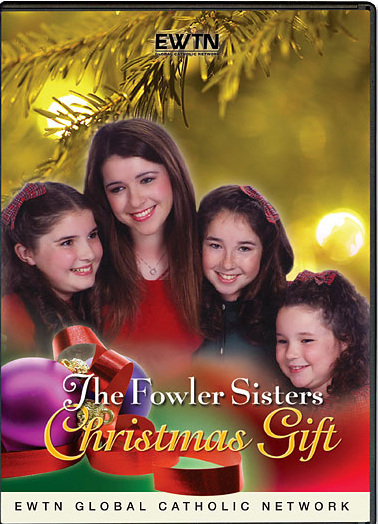 The fowler sisters christmas gift dvd