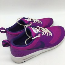 Nike Air Max Thea Hyper Violet/Court Purple-White 814444-501, Size 6.0 Y - $14.85