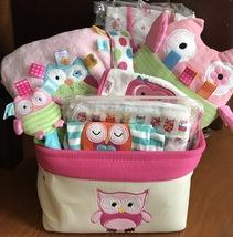 Hootie Owl Baby Gift Basket - $69.00