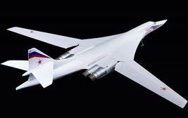 Academy 12621 Russian Air Force Tu-160 Blackjack Plamodel Plastic Hobby Model image 5