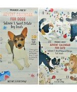 Trader Joe's Advent Calendar for Dogs And Cats Set (Lot of 2, 1 each) - $28.69